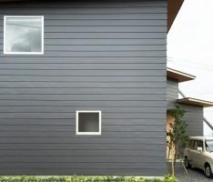 段々屋根の家 1年とBBQ!
