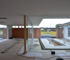 みやきの家 水平と境界